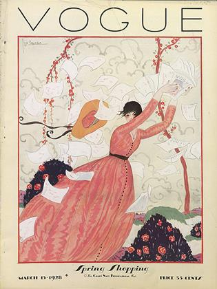 Cover for the March 15 1928 issue