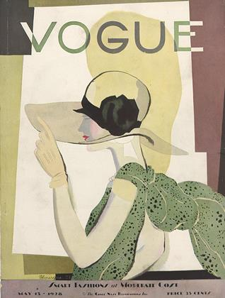 Cover for the May 15 1928 issue