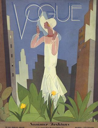 Cover for the June 1 1928 issue