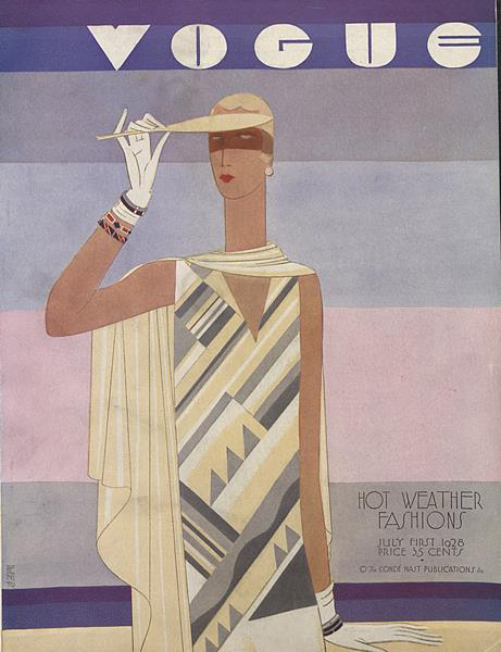 Issue: - July 1 1928 | Vogue