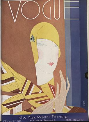Cover for the October 27 1928 issue