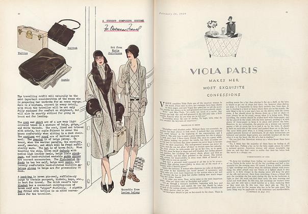 Viola Paris Makes Her Most Exquisite Confessions