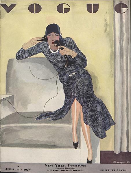 Issue: - April 27 1929 | Vogue