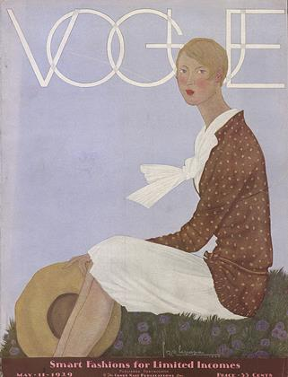 Cover for the May 11 1929 issue