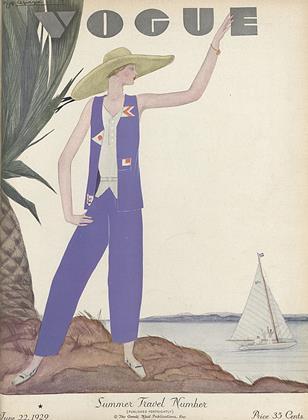 June 22, 1929 | Vogue