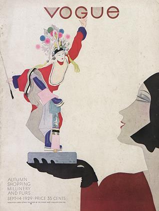 September 14, 1929   Vogue