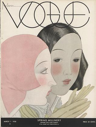 Cover for the March 1 1930 issue