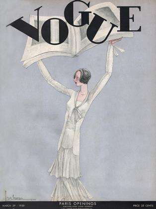 Cover for the March 29 1930 issue