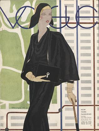 Cover for the April 26 1930 issue