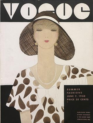 Cover for the June 7 1930 issue