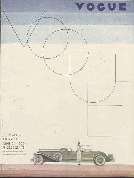 Issue: - June 21 1930 | Vogue