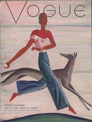 Cover for the July 5 1930 issue
