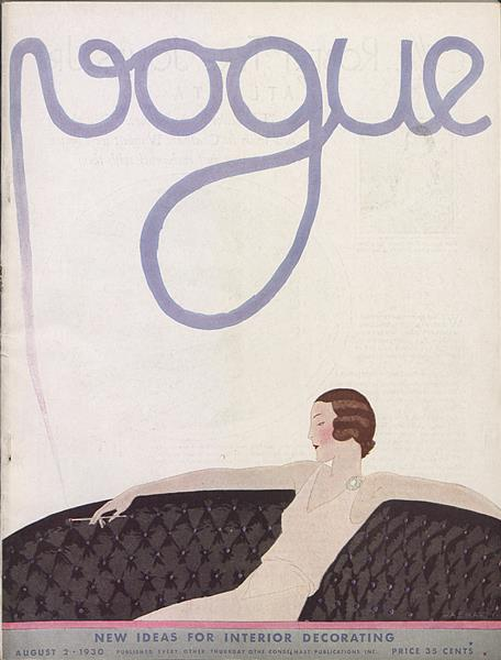 Issue: - August 2 1930 | Vogue