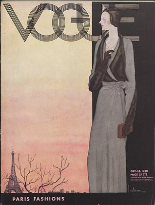 Cover for the October 13 1930 issue