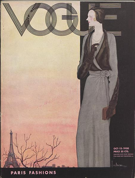 Issue: - October 13 1930 | Vogue