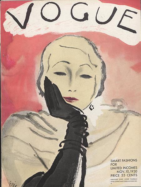 Issue: - November 10 1930 | Vogue