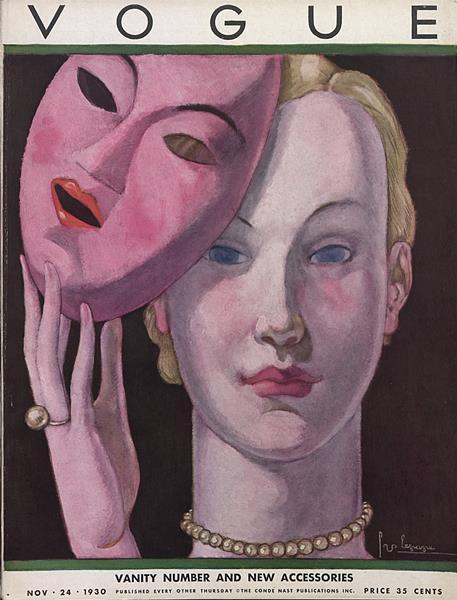 Issue: - November 24 1930   Vogue