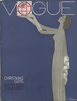 Cover for the December 8 1930 issue