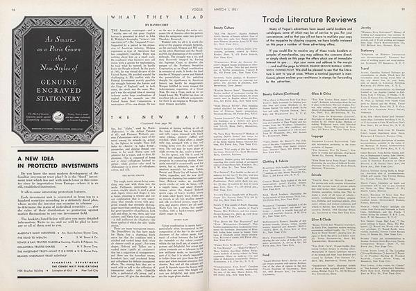 Trade Literature Reviews