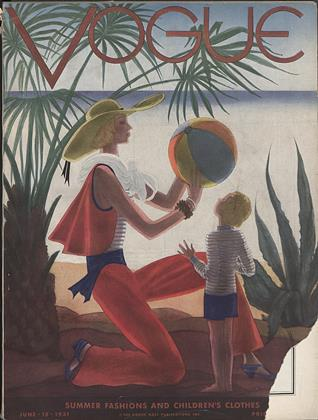 Cover for the June 15 1931 issue