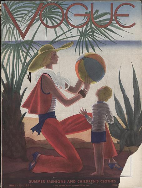 Issue: - June 15 1931   Vogue