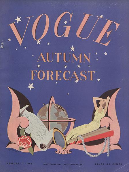 Issue: - August 1 1931 | Vogue