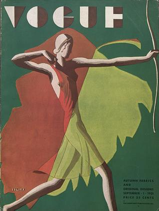 Cover for the September 1 1931 issue