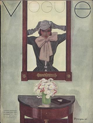 Cover for the September 15 1931 issue