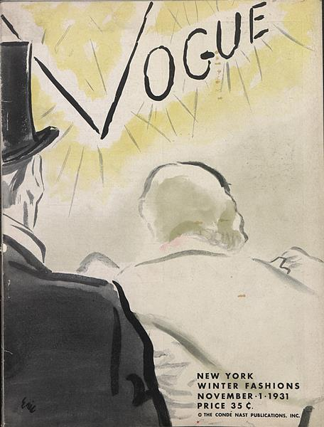 Issue: - November 1 1931 | Vogue