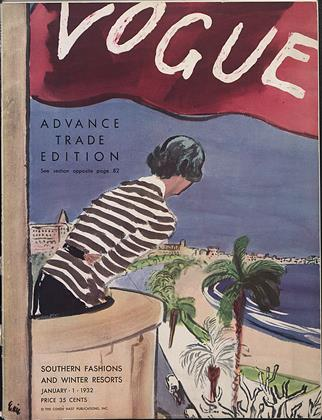 Cover for the January 1 1932 issue