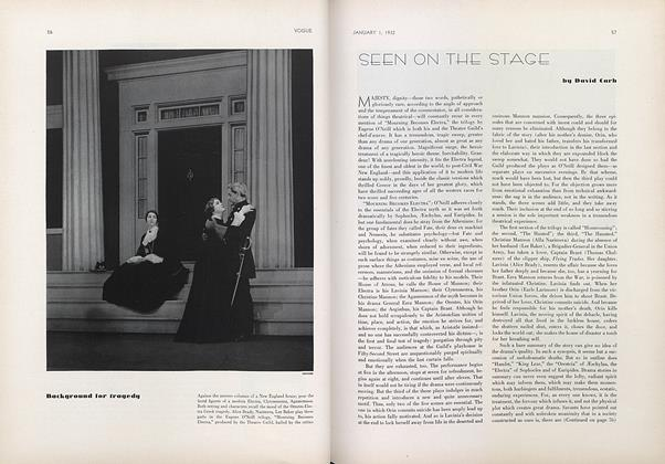 Article Preview: , January 1 1932 | Vogue