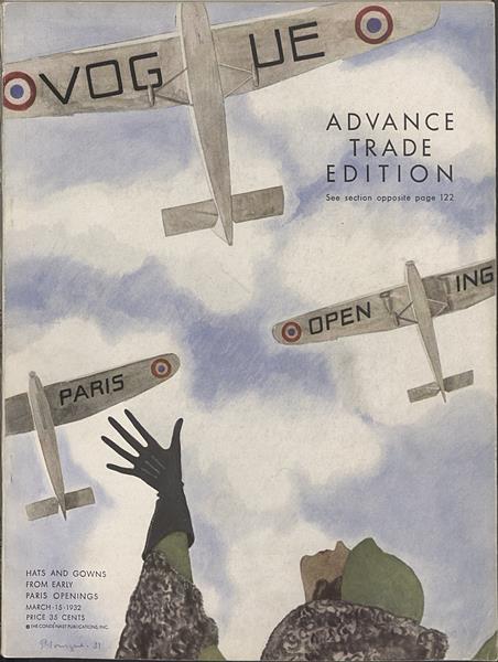 Issue: - March 15 1932 | Vogue