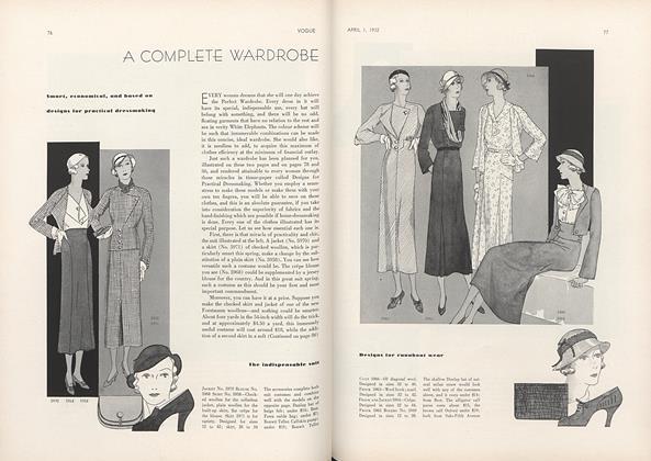 A Complete Wardrobe