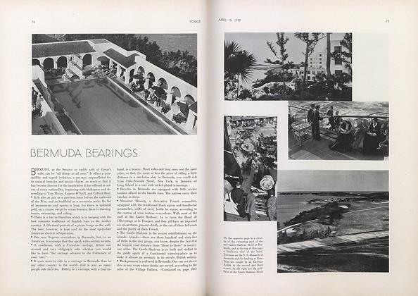 Bermuda Bearings