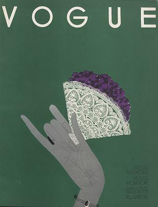 Cover for the May 1 1932 issue