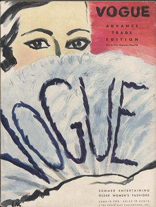 Cover for the June 15 1932 issue