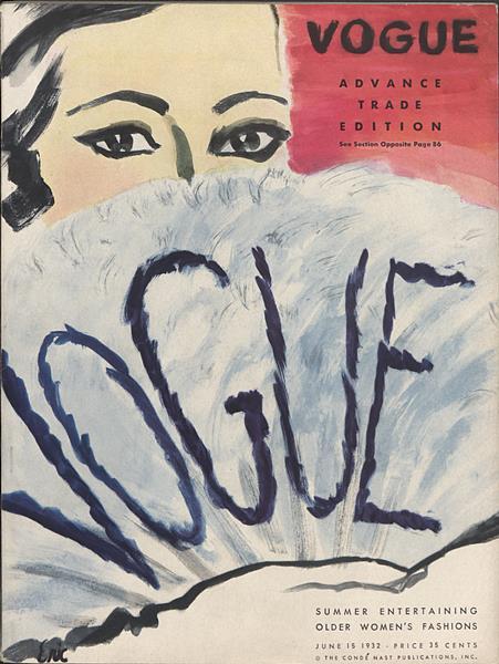 Issue: - June 15 1932 | Vogue