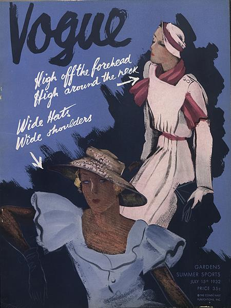 Issue: - July 15 1932 | Vogue
