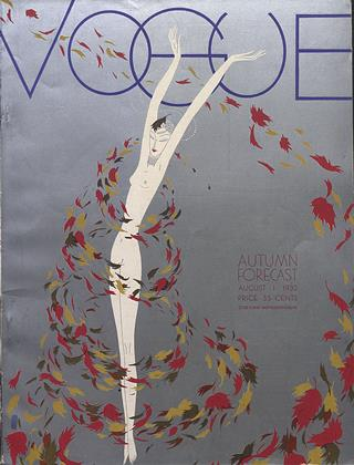Cover for the August 1 1932 issue