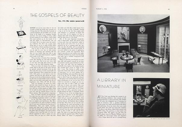 The Gospels of Beauty