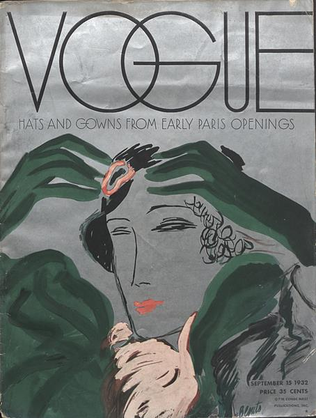 Issue: - September 15 1932 | Vogue