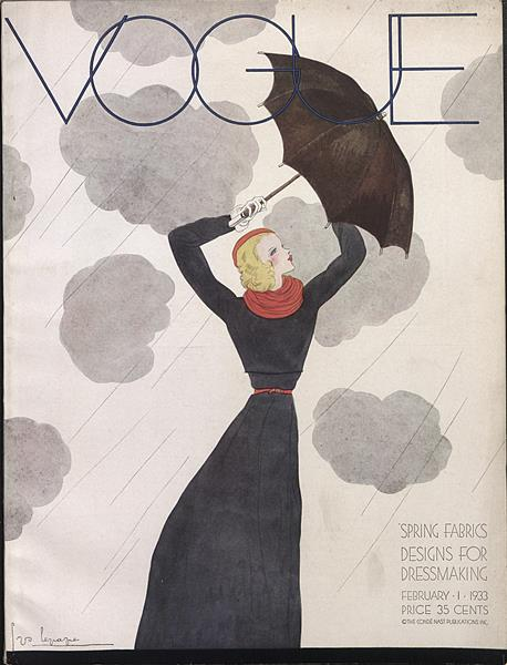 Issue: - February 1 1933 | Vogue