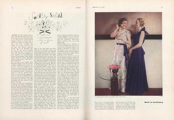 Article Preview: Society Salad, February 15 1933 | Vogue