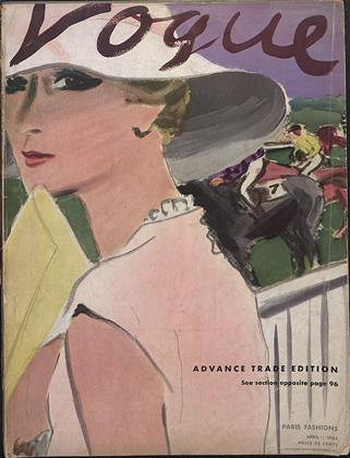 APRIL 1, 1933 | Vogue