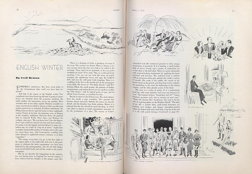 English Winter