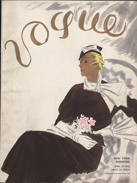 Issue: - April 15 1933 | Vogue