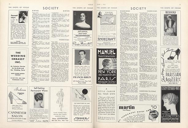 Article Preview: , June 1 1933 | Vogue