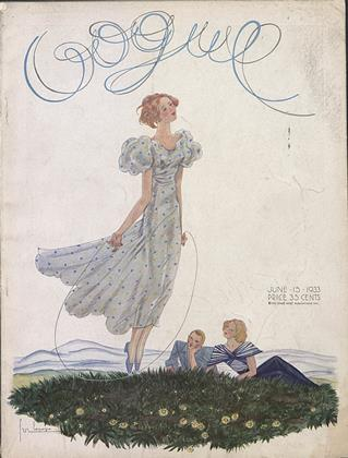 Cover for the June 15 1933 issue