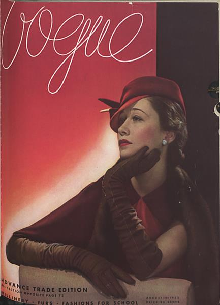 Issue: - August 15 1933 | Vogue