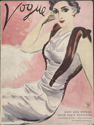Cover for the September 15 1933 issue